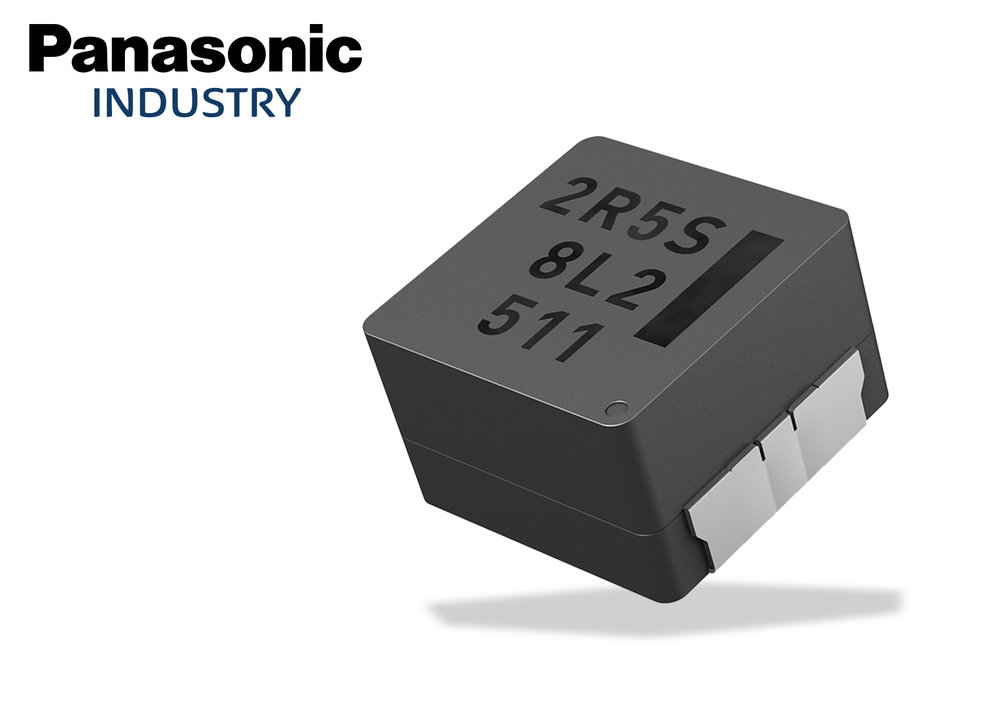Panasonic Industry Europe introduces a new High Vibration Acceleration-resistant Power Choke Coil
