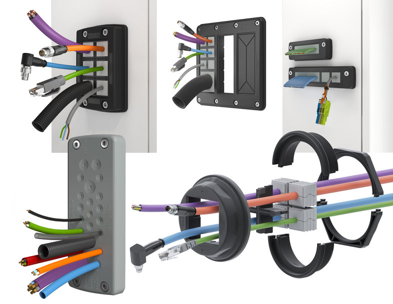 IP66 cable entries for all shapes and sizes