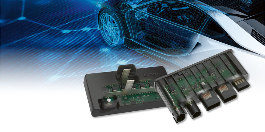 New electronics solutions from Leoni: Intelligent Power Distribution in future wiring systems