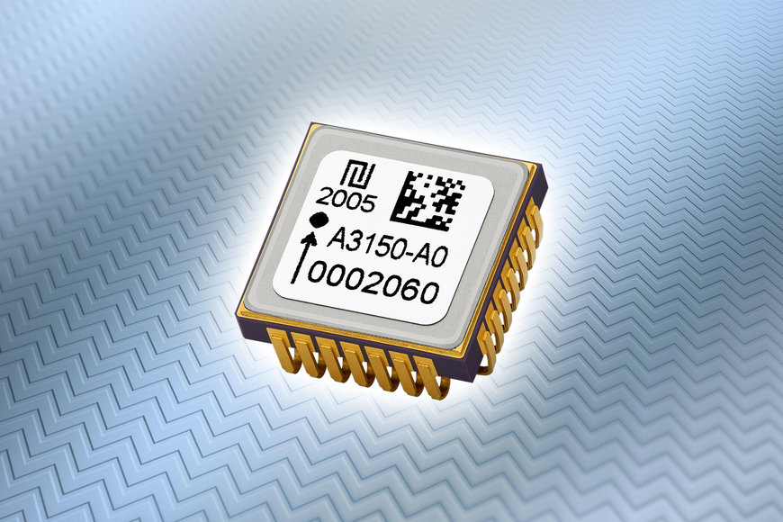 Inertial sensors: TDK releases Tronics AXO®315 – high performance, force-rebalance SMD MEMS accelerometer with digital interface