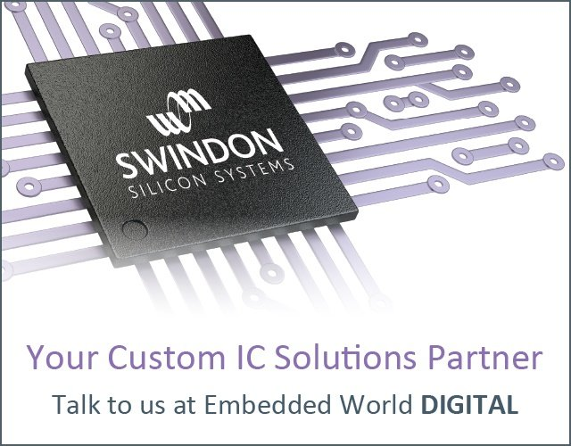 Swindon Silicon Systems at Embedded World 2021