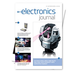 Last Issue Electronics Journal